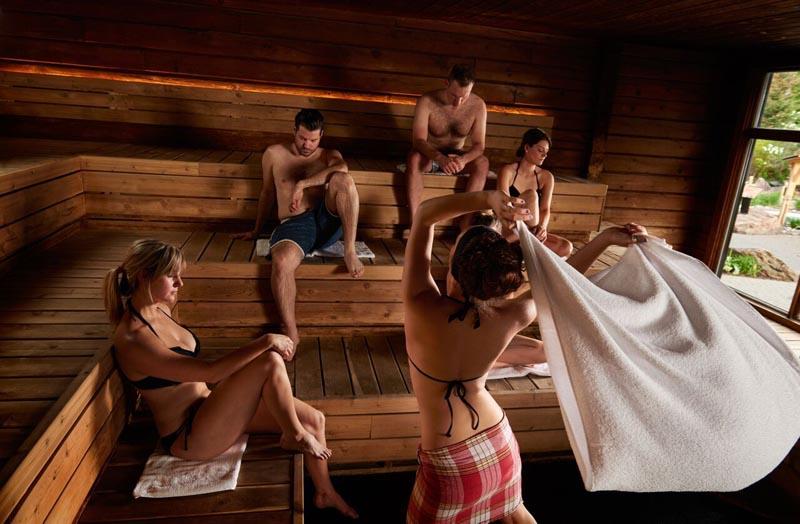 aufgus ritual spa nordik