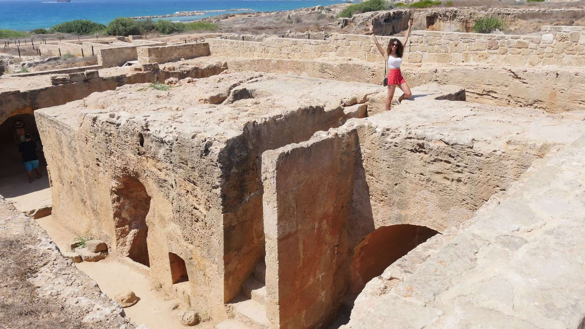 best places in cyprus tomb of the kings