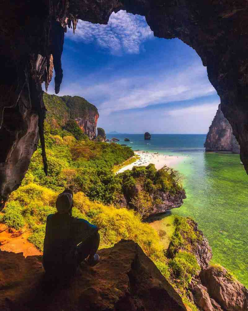 best thailand beaches phra nang