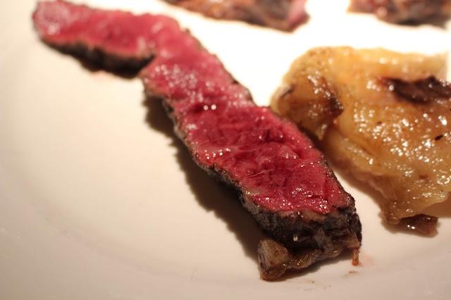 El Capricho beef fat
