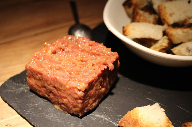 El capricho beef tartare