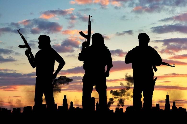 human terrorist organisation