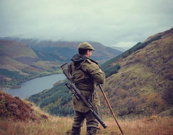 Haggis Hunting in Scotland