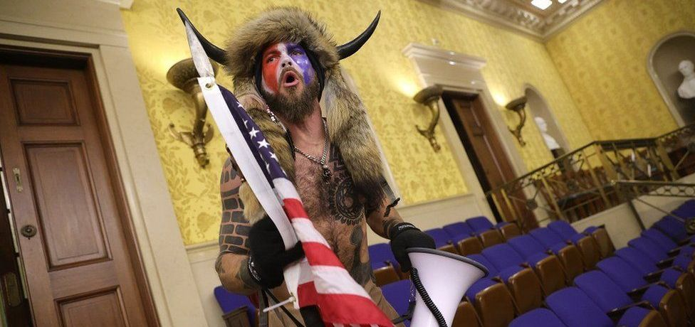 The Capitol Hill Riots