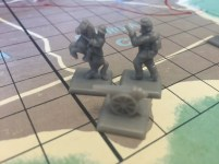 Battle Cry units