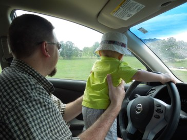 Safari Daddy & Tommy