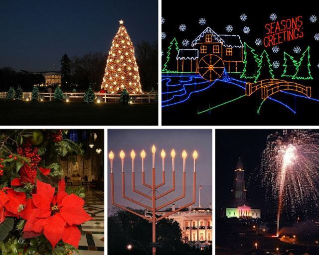 spectacular holiday displayslightsfestivals southern mddc edition - Christmas Lights In Dc