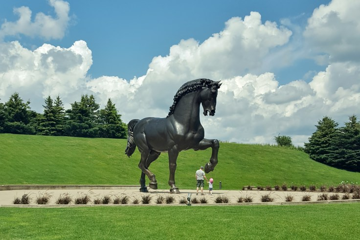 FREDERIK MEIJER GARDENS AND SCULPTURE PARK- PLAYFUL PARENT GUIDE