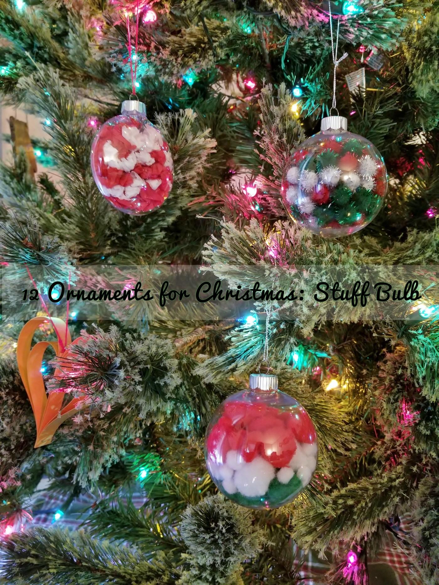 Christmas Stuff.12 Ornaments For Christmas Stuff Bulb