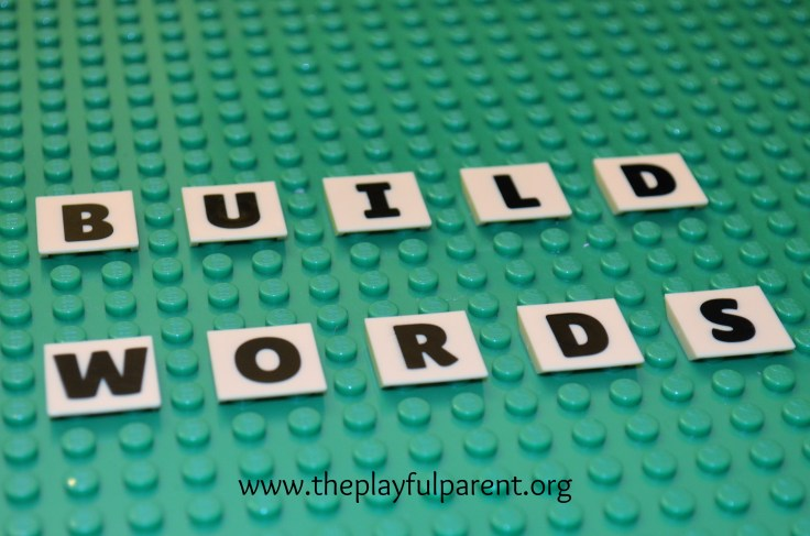 LEGO LIT- SIGHT WORD