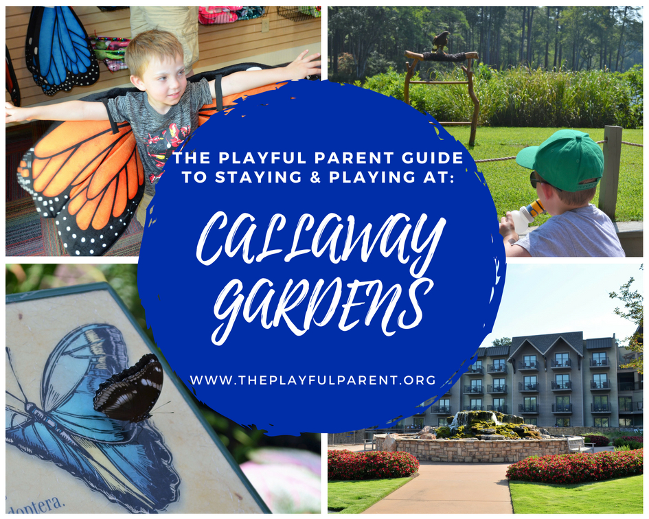 This Was Our Families First Time Staying At The Resort While Visiting Callaway  Gardens. We Had Come Before But Only For A Day Trip. I Have To Say, ...