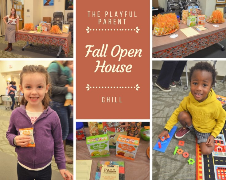 fall open house feature