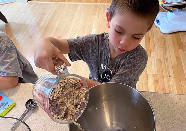 apple boys bake
