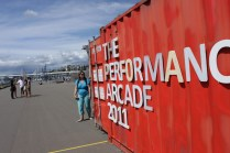 The Arcade on Wellington Waterfront