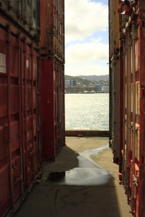 Inside 'The Freight' by Kasia Pol with Russell Scoones