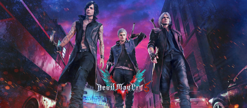 devil may cry loading time