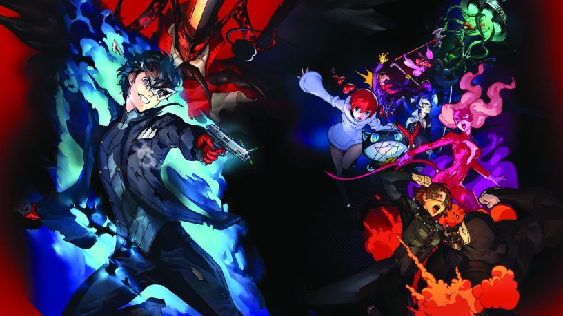 Persona 5 Strikers Coming to the West