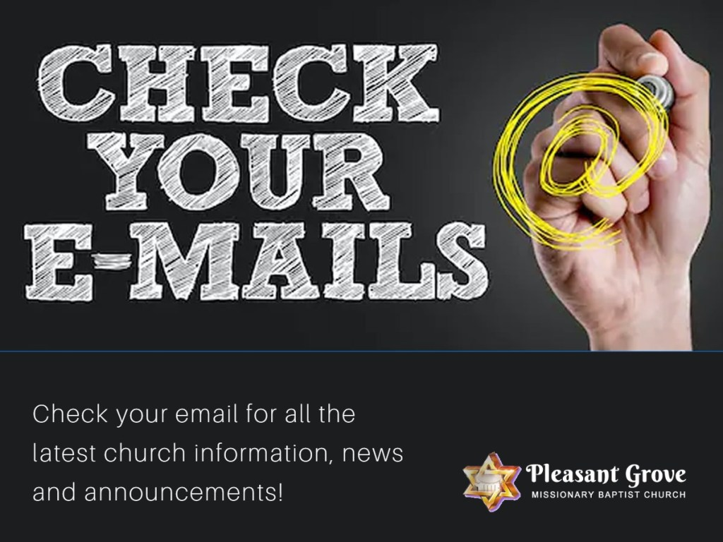 PGWAY Check EMail
