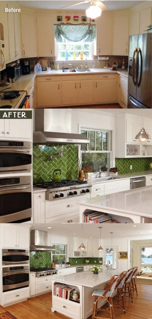 kitchen remodel for $3000