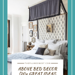 Above Bed Decor (20+ Great Ideas in 2020)