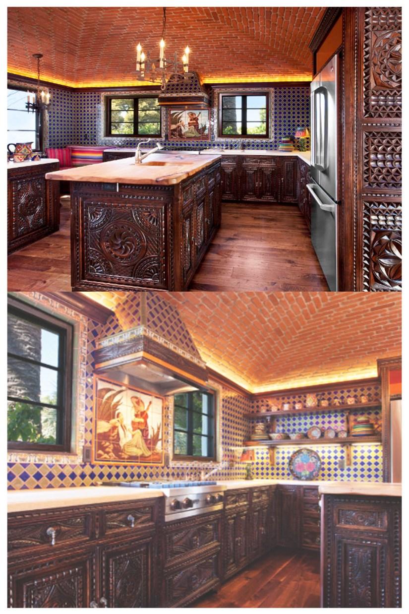 spanish style kitchen design ideas