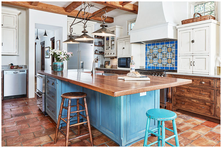 hacienda kitchen ideas