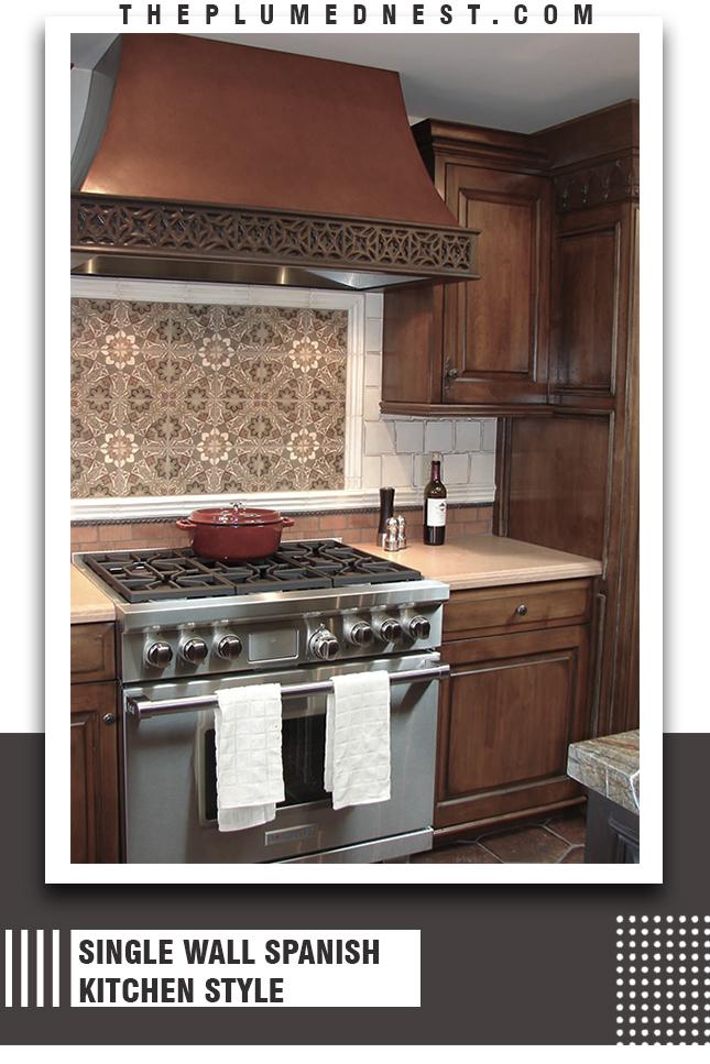 spanish style kitchen accessories