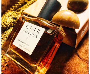 Cuir Soyeux by Francesca Bianchi for Perfume Lounge Amsterdam