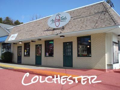 Colchester Menu