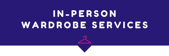 In-Person Wardrobe Services by Miranda Schultz of The Plus Life Blog