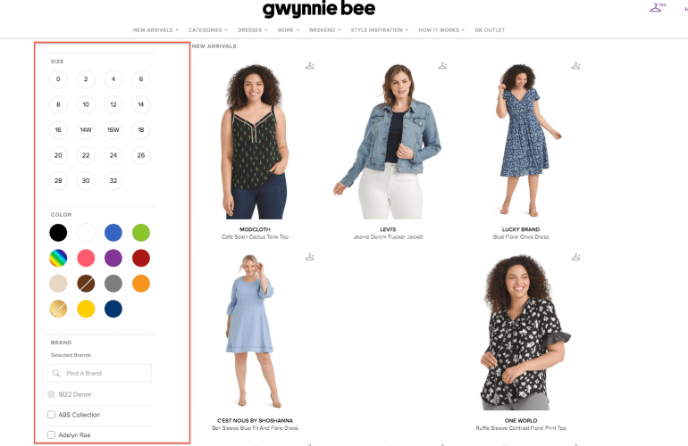 An Honest Review of Gwynnie Bee's Plus Size Clothing Rental Service