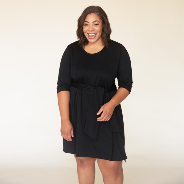 plus size little black dresses for any occasion