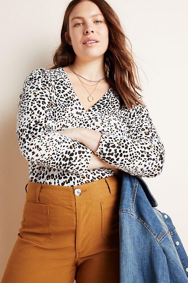 Fall 2019 Plus Size Fashion Trends - Animal Print