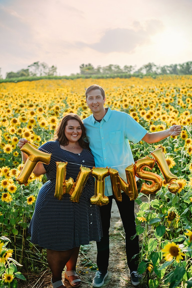 Miranda & Kevin Schultz of The Plus Life Blog Announce Pregnancy With Twins