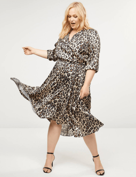 Fall 2019 Plus Size Fashion Trends - Animal Print