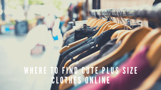 Where to find plus size clothes online