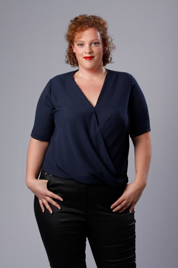plus size top and jeans Simplyt be