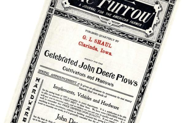 John Deere content marketing plan