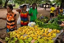 Bananas for sale!