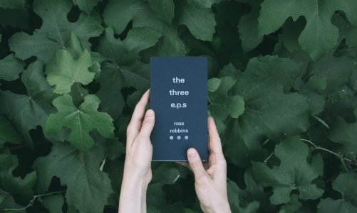 REVIEW: Ross Robbins' The Three EPs (Two Plum Press)
