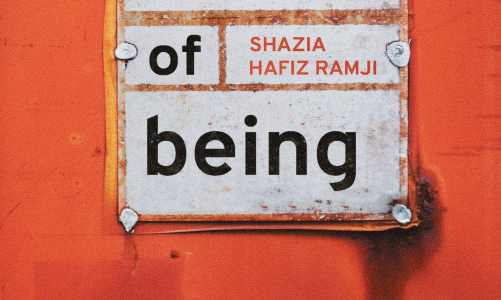 REVIEW: PORT OF BEING – SHAZIA HAFIZ RAMJI (INVISIBLE PUBLISHING)