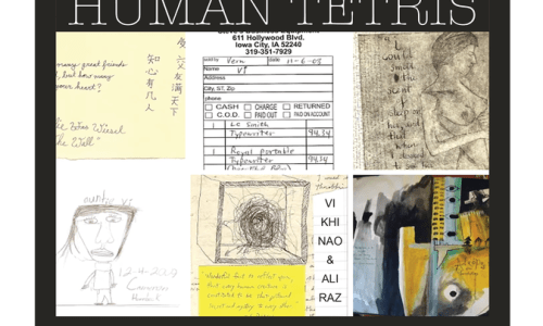 REVIEW: HUMAN TETRIS – VI KHI NAO & ALI RAZ (11:11 PRESS)
