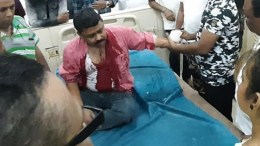 BJP candidates attacked