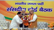Amit Shah to remain BJP chief, J.P. Nadda made Working President