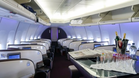 How to Upgrade Your Virgin Atlantic Flight With Miles