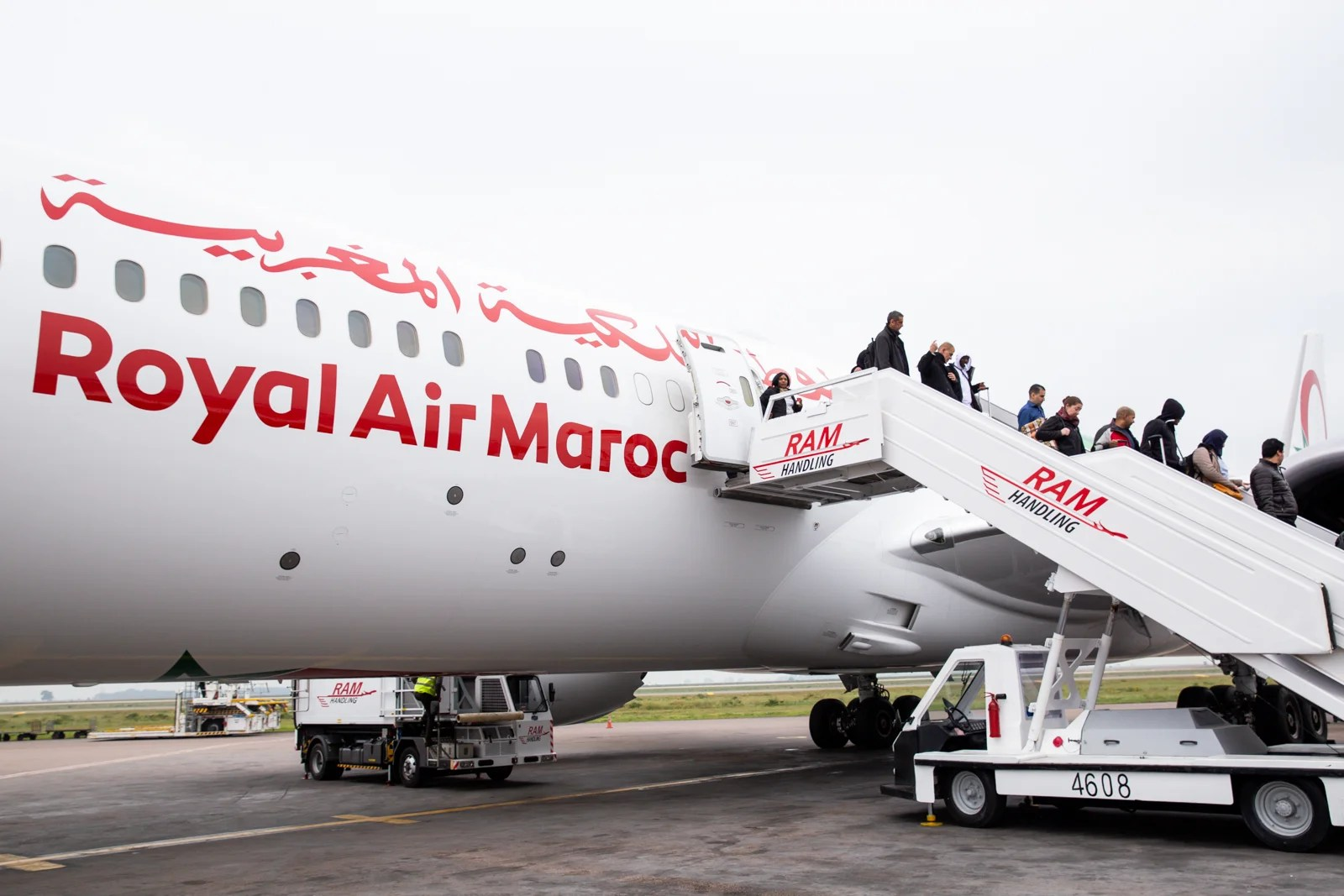 Royal Air Maroc is officially Oneworld's newest member