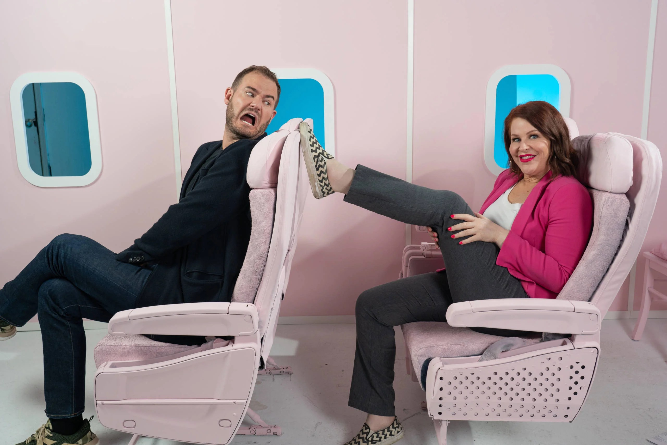 Travel etiquette: The final word on the right to recline