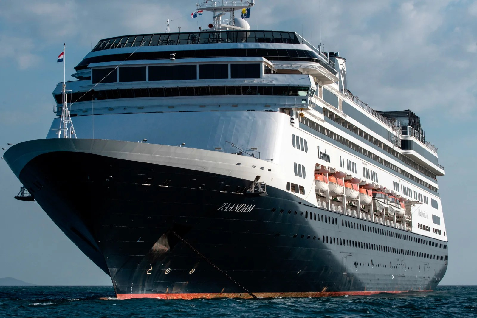 Holland America ships with sick passengers in limbo off the coast of Florida