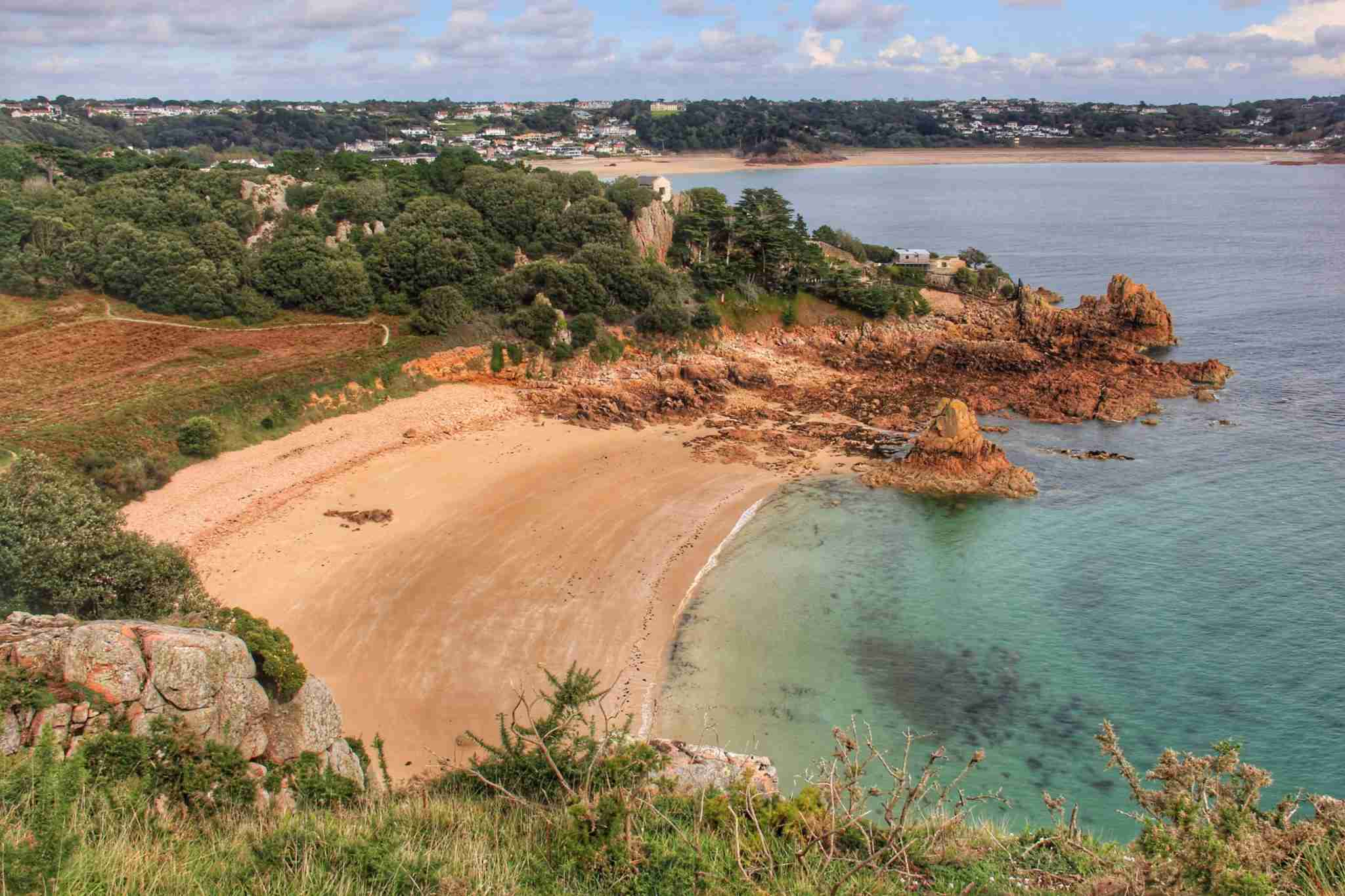 Jersey, St Brelade. (Photo by Gary Laspa / EyeEm / Getty Images)