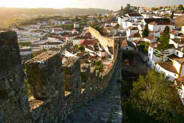 Obidos, Portugal. (Photo by Marko Stavric Photography/Getty)